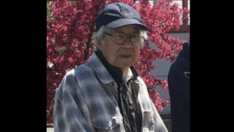 VPD searching for missing elderly man with dementia
