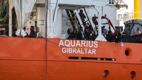 Spain Europe Migrants