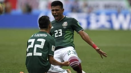 FIFA World Cup Wrap: June 17