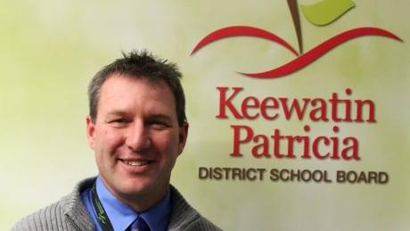 Sean Monteith Keewatin Patricia District School Board
