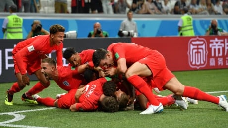 Kane's heroics helps England escape with opening win over Tunisia