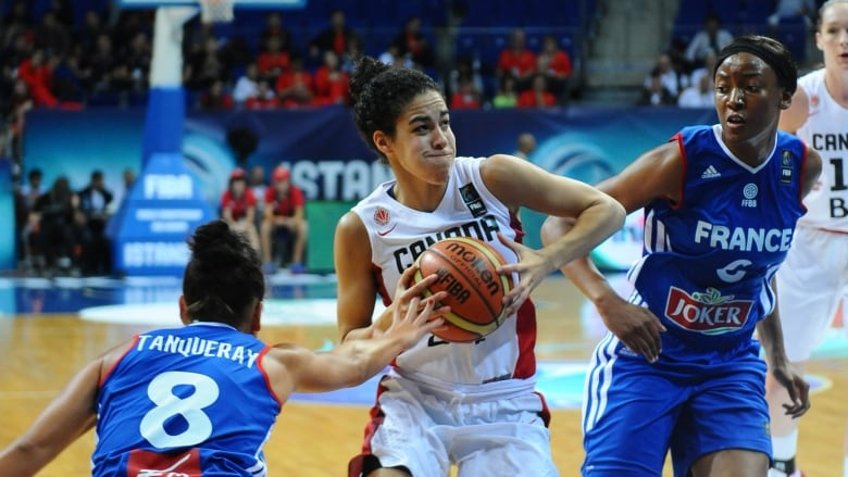 FIBA changes women's qualifying for Tokyo 2020 Olympics | CBC Sports