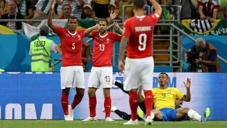 Brazil questions VAR procedures after 'clear errors by referee' in Swiss match