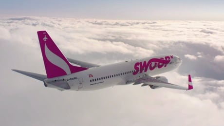 WestJet's discount airline Swoop cleared for takeoff on maiden flight to Abbotsford