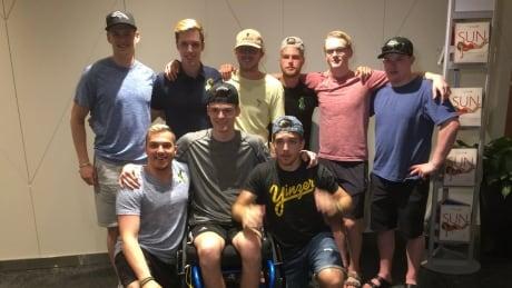 Broncos survivors