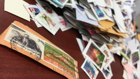 Stamps sold to Quebec collectors fetch big money for national charity | CBC