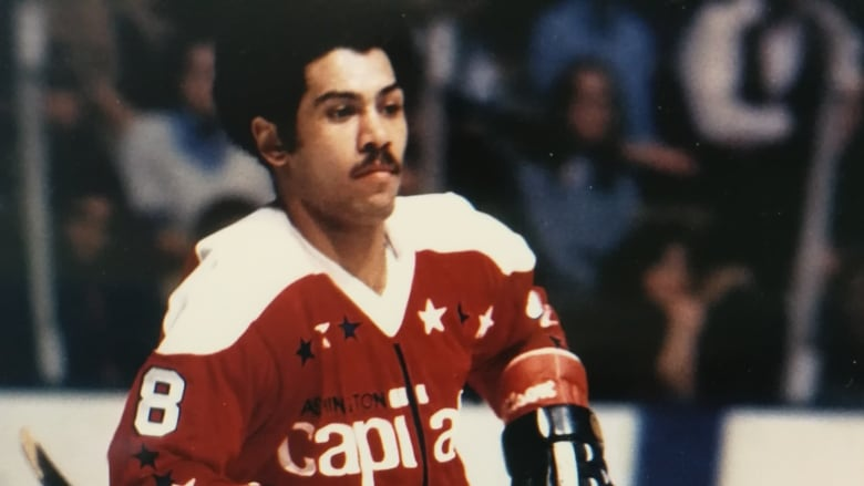 d9d8f86fc91 Retired Washington Capitals player Bill Riley will be inducted into the  Multi-Ethnic Sports Hall of Fame next month at an awards ceremony in  Amherst