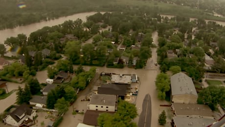 Five years after the flood, plans for berm threaten to divide Bowness | CBC