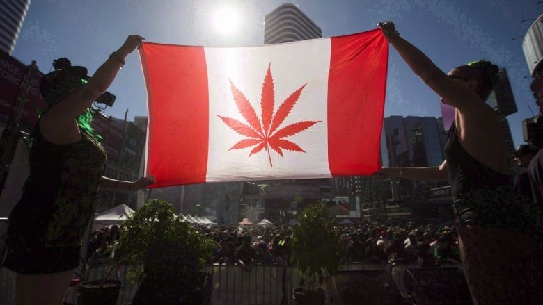 Marijuana to be legal in Canada from October 17