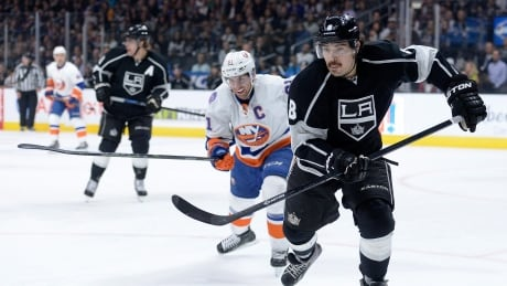 Kings don't want Doughty going to free agency, but sound eager for Tavares to be available