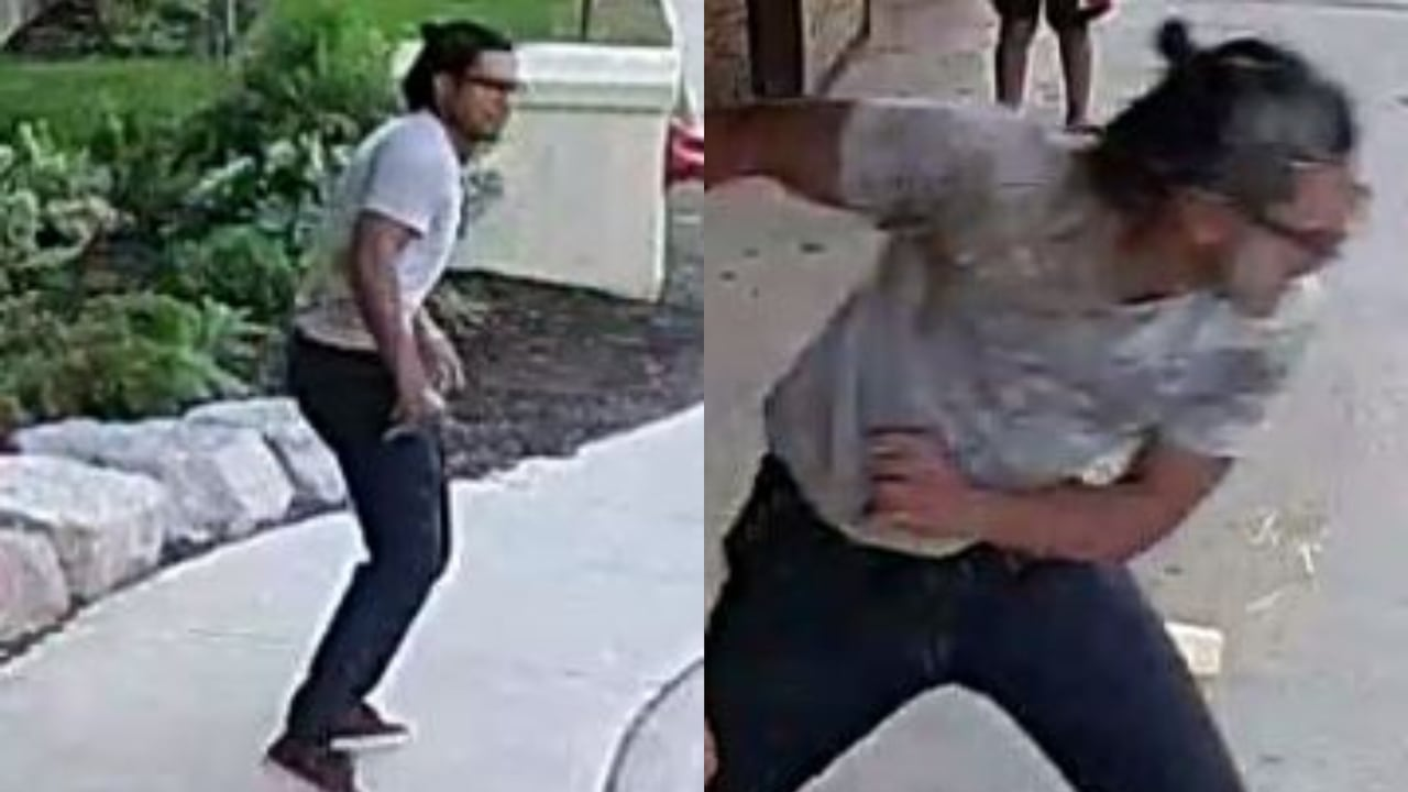 Police release video of violent attack on woman in Brampton