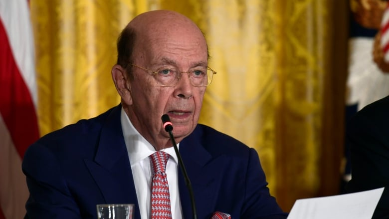 Commerce Secretary denies 'unfounded allegations' of insider trading
