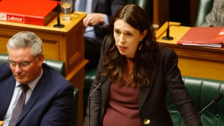 New Zealand Prime Minister Pregnancy