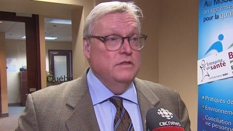 Gaétan Barrette's remarks about northern parents 'under the influence' are racist, Indigenous leaders say | CBC