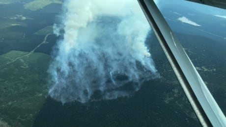 Lightning sparks up to 60 new wildfires amid B.C. heatwave