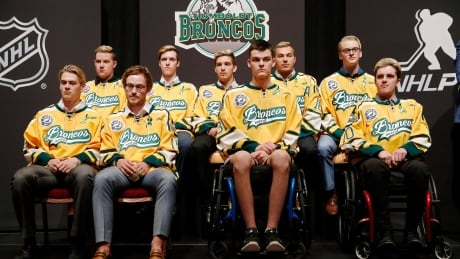 NHL awards: Humboldt Broncos honoured as late coach wins Willie O'Ree Award