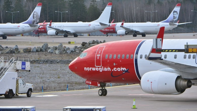 Norwegian Air to fly from Hamilton to Dublin starting next