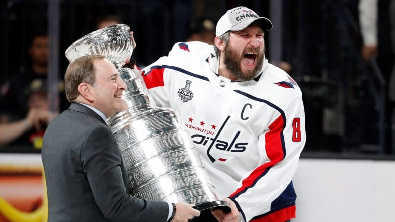 Summer of Ovechkin  to include more celebrations ac3a10fe2b13