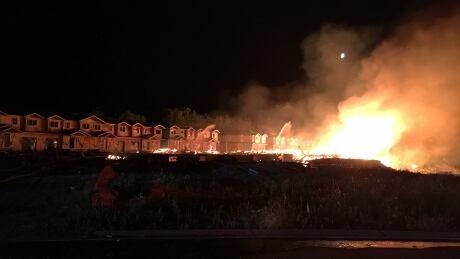 fire Sommerville Springs Stony Plain