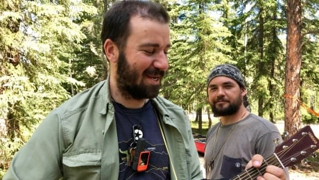 Jason Rowland and Chad Robertson