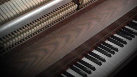 Missing piano