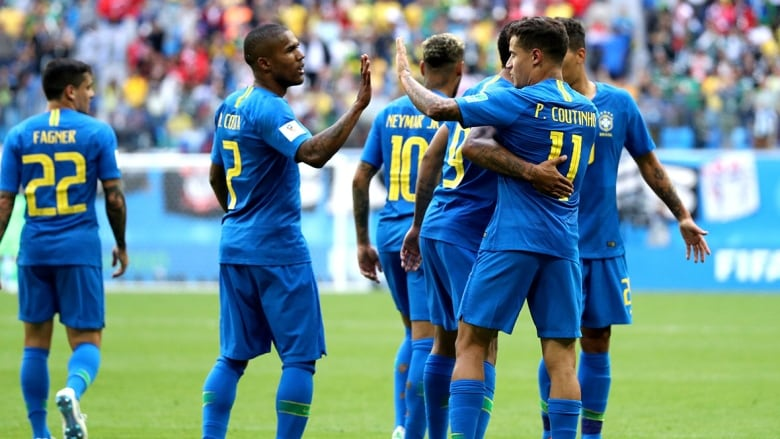 Brazil win but old questions of mental focus persist