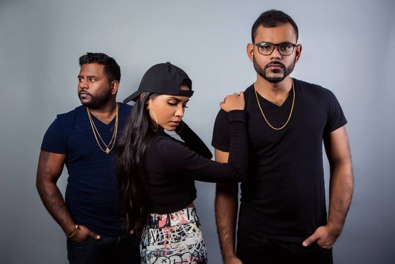 Unmarried, no kids  What are you doing? This Tamil hip hop trio