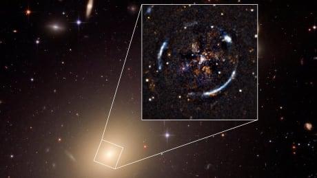 Gravitational lensing Einstein