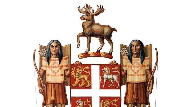 Premier vows change for coat of arms description calling Indigenous people 'savages'