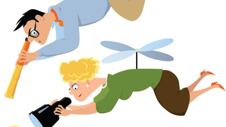 Helicopter parents' may hinder kids' emotional well-being