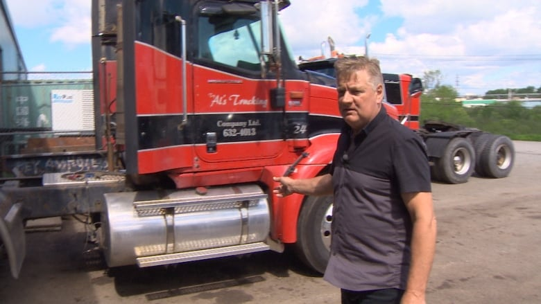 Trucker Shortage Has Industry Scrambling But Lifestyle A Hard Sell