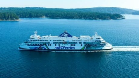 Delayed repair forces BC Ferries to cancel reservations
