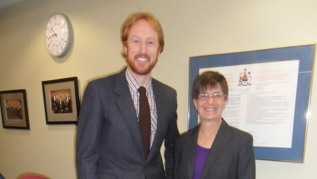 Christian Lyons and Sue Charlesworth
