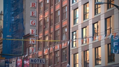 Non-profit CEO describes 'deplorable' conditions inside notorious Regent Hotel