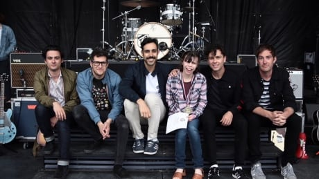 Arkells and Kaitlin