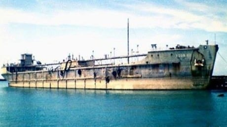 Last of its kind concrete barge to become artificial reef off Sunshine Coast