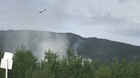 Whitehorse waste management facility fire
