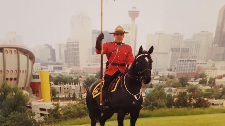 How To File A Class Action Lawsuit >> RCMP Sgt. Todd Gray claims he faced bullying and harassment and was forced to ride in the horse ...