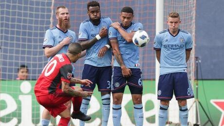 Toronto FC New York City FC MLS June 24