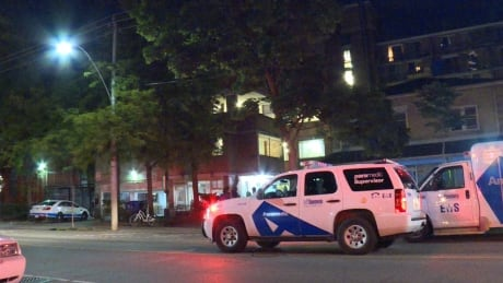 Sherbourne street shooting