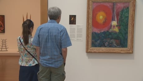 Gallery officials knew selling the Chagall would be highly controversial — but did it anyway thumbnail