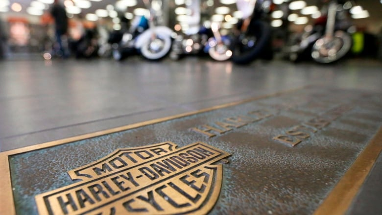 Harley-Davidson shifts some production overseas because of tariffs