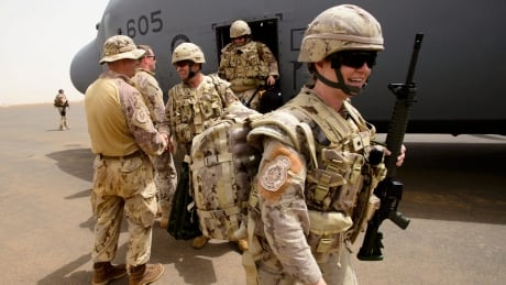 Defence minister confirms Mali mission will not be extended