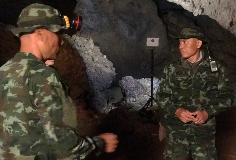 Rescuers to drill hole in hunt for boys missing in Thai cave