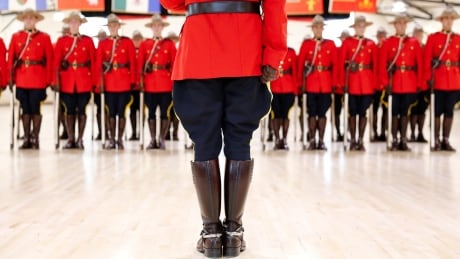 CANADA MOUNTIES RCMP