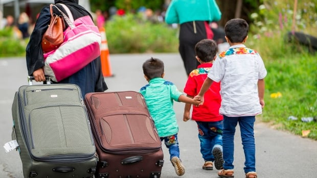 Canadians believe in immigration but concerned about asylum seekers: study   CBC News