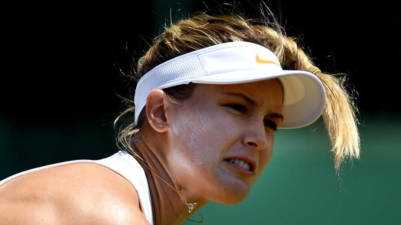 Bouchard remains ice cold through Wimbledon qualies