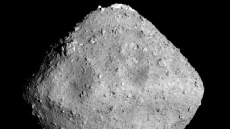 Japan's Hayabusa2 probe lands on asteroid to collect samples