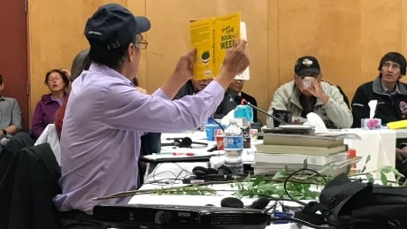 Cannabis a topic of concern at Akaitcho assembly thumbnail