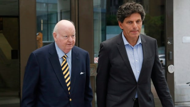Mike Duffy lawyers raise spectre of past scandal in bid to sue